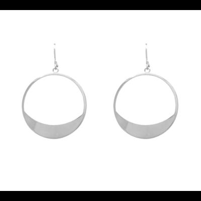 Lost & Faune Boucles d'oreilles - Pendentifs cercles