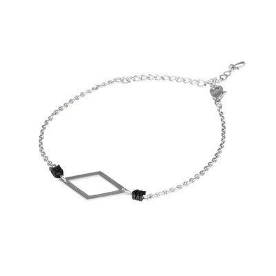Lost & Faune Bracelet - Losange et chevron
