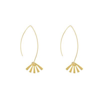 Lost & Faune Boucles d'oreilles - Ovales et pendentifs