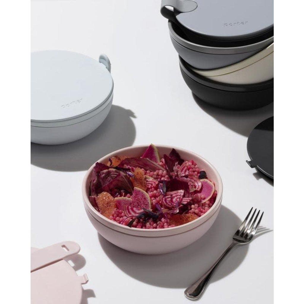 W&P porter Bol en céramique rose