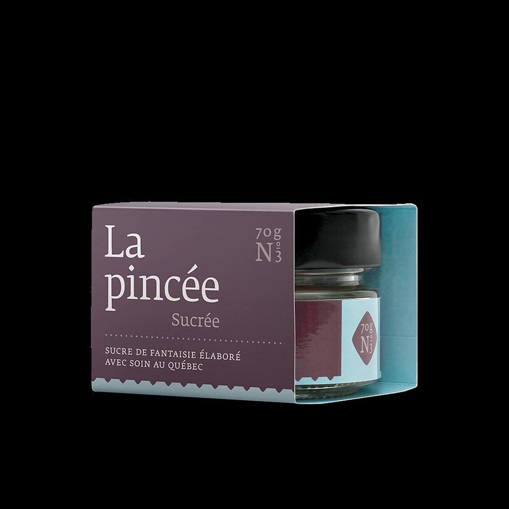 La Pincée Mélange d'épices - Sucrée N°3