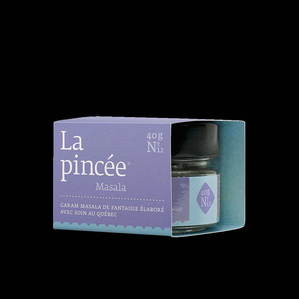 La Pincée Mélange d'épices - Masala N°12