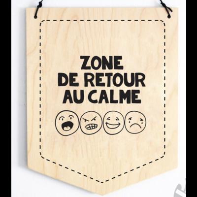 Abricotine Drapeau - Zone de retour au calme