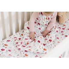 Loulou lollipop Dormeuse en mousseline - Rosey Bloom