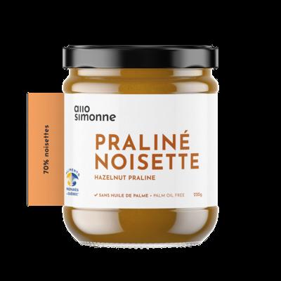 Allo Simonne Tartinade - Praliné noisette
