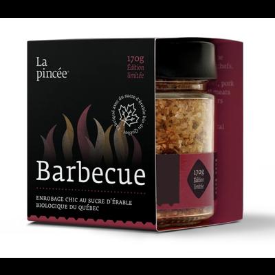 La Pincée Mélanges d'épices - Barbecue au sucre d'érable