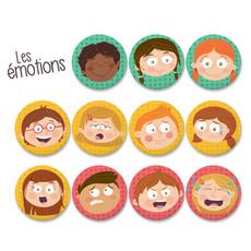 Minimo Ensemble de motivation - Les couleurs de mes émotions