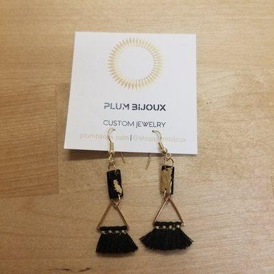 PlumBijoux Boucles d'oreilles - Paula
