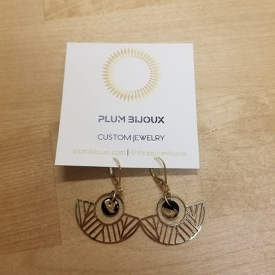 PlumBijoux Boucles d'oreilles - Suny
