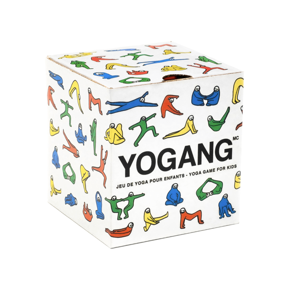 Yogang Jeux de yoga