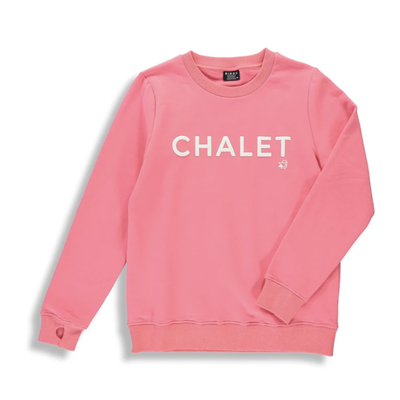 Birdz Sweat - Chalet - Rose