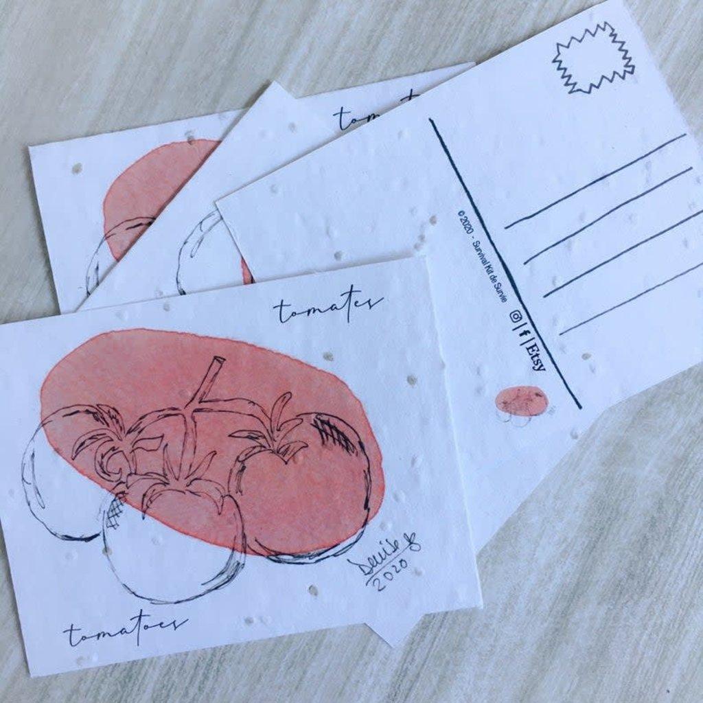 Kit de Survie Carte Postale