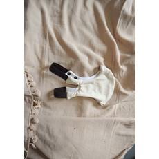 Little yogi Masque - Blanc