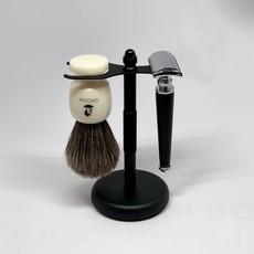 Groom Support rasoir et blaireau