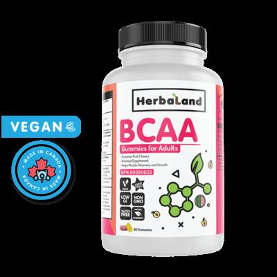 Herbaland Gummies - BCAA