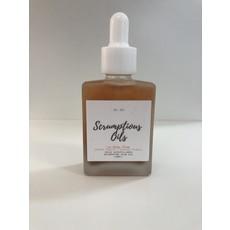 Scrumptious oils Le body Glow - Paradis tropical