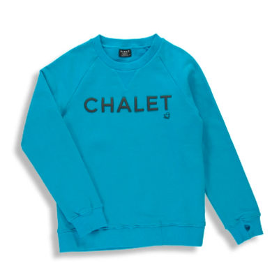 Birdz Sweat - Chalet - Bleu
