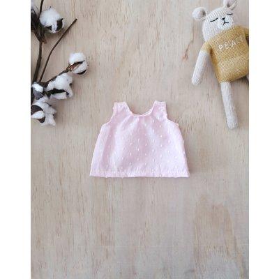 Paola Reina Camisole rose pour poupée