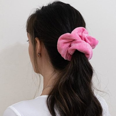 Enrose.bytu Chou à cheveux - Barbie