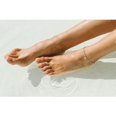 Twenty Compass Bracelet de cheville - Bondi Argent