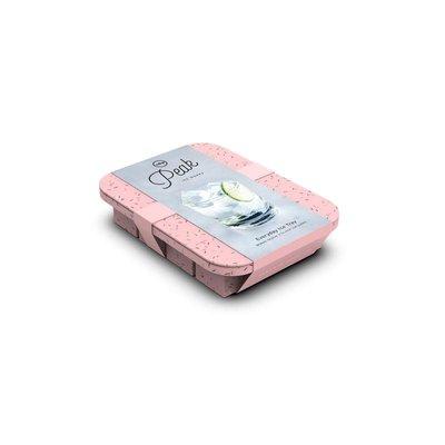 W&P porter Bac à glaçon en silicone rose