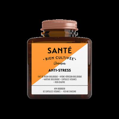 Santé Bien Cultivée Capsules véganes - Anti-stress