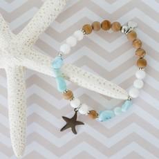 Namasty Bracelet Namasty - Étoile de mer