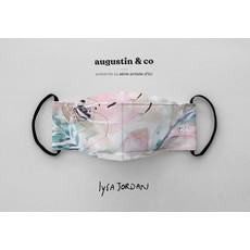 Augustin & Co. Masque - Série Artiste - Lysa Jordan / Rose