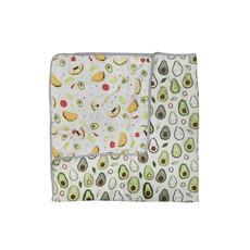 Loulou lollipop Couverture matelassée - Avocado