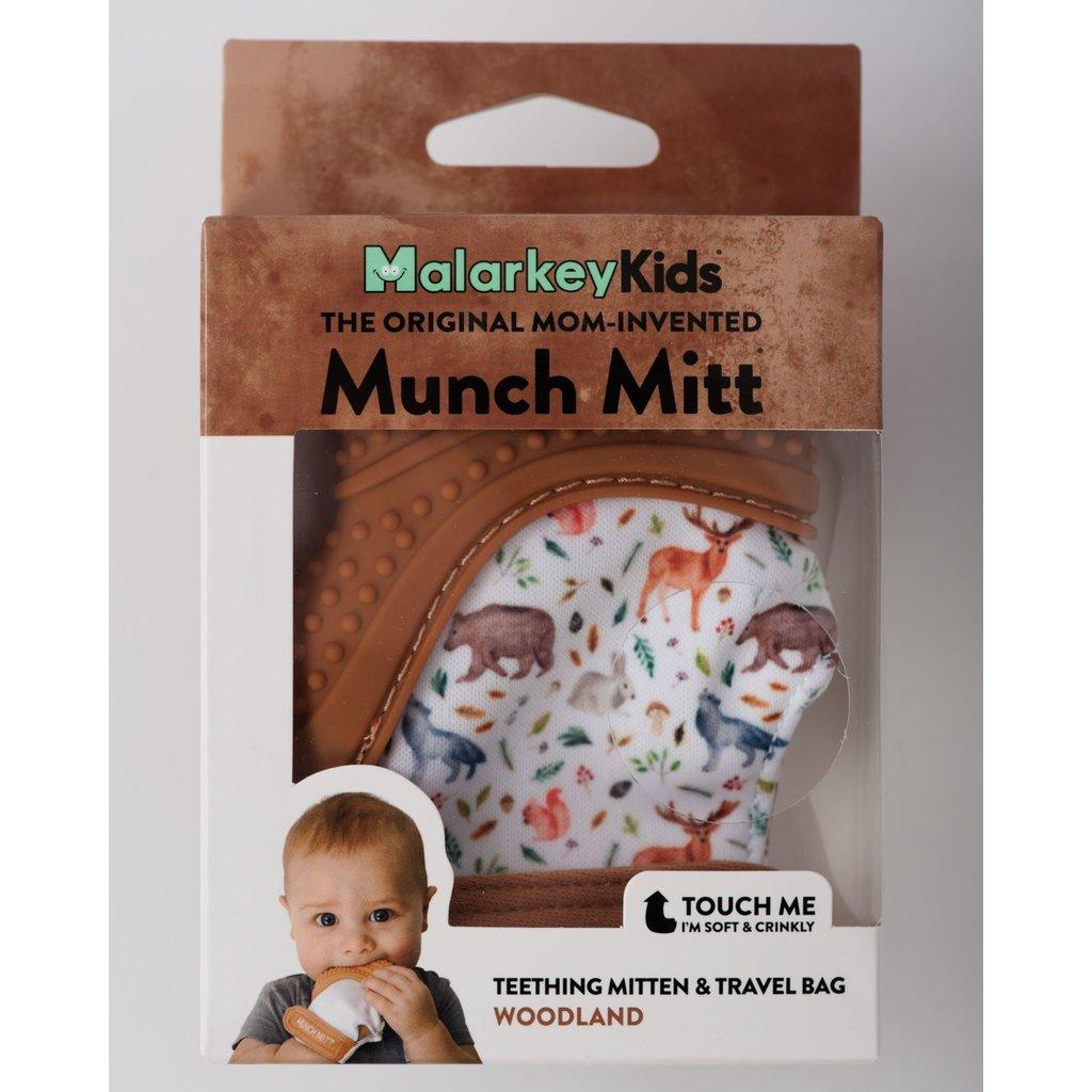 Malarkey Kids Mitaines de dentition - Woodland