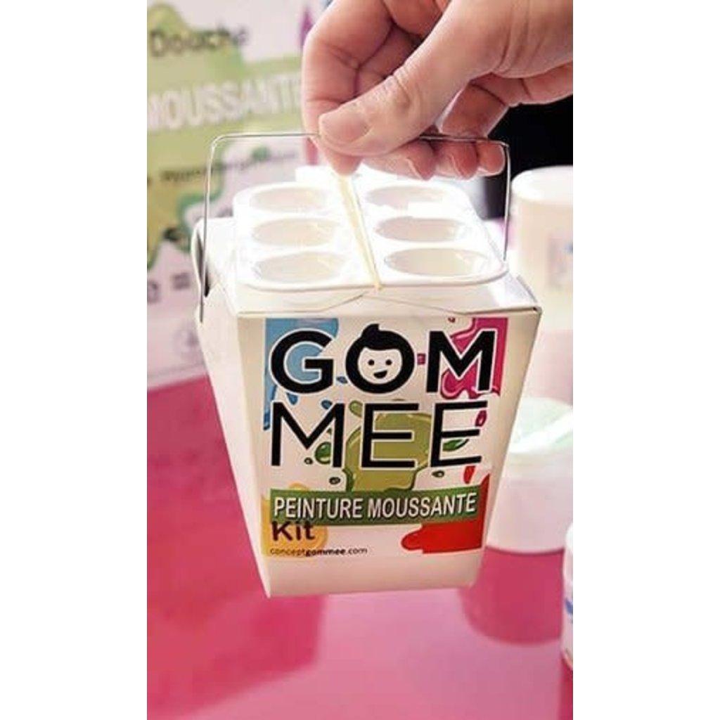 GOM·MEE Boîte cadeau - Peinture moussante pour enfants
