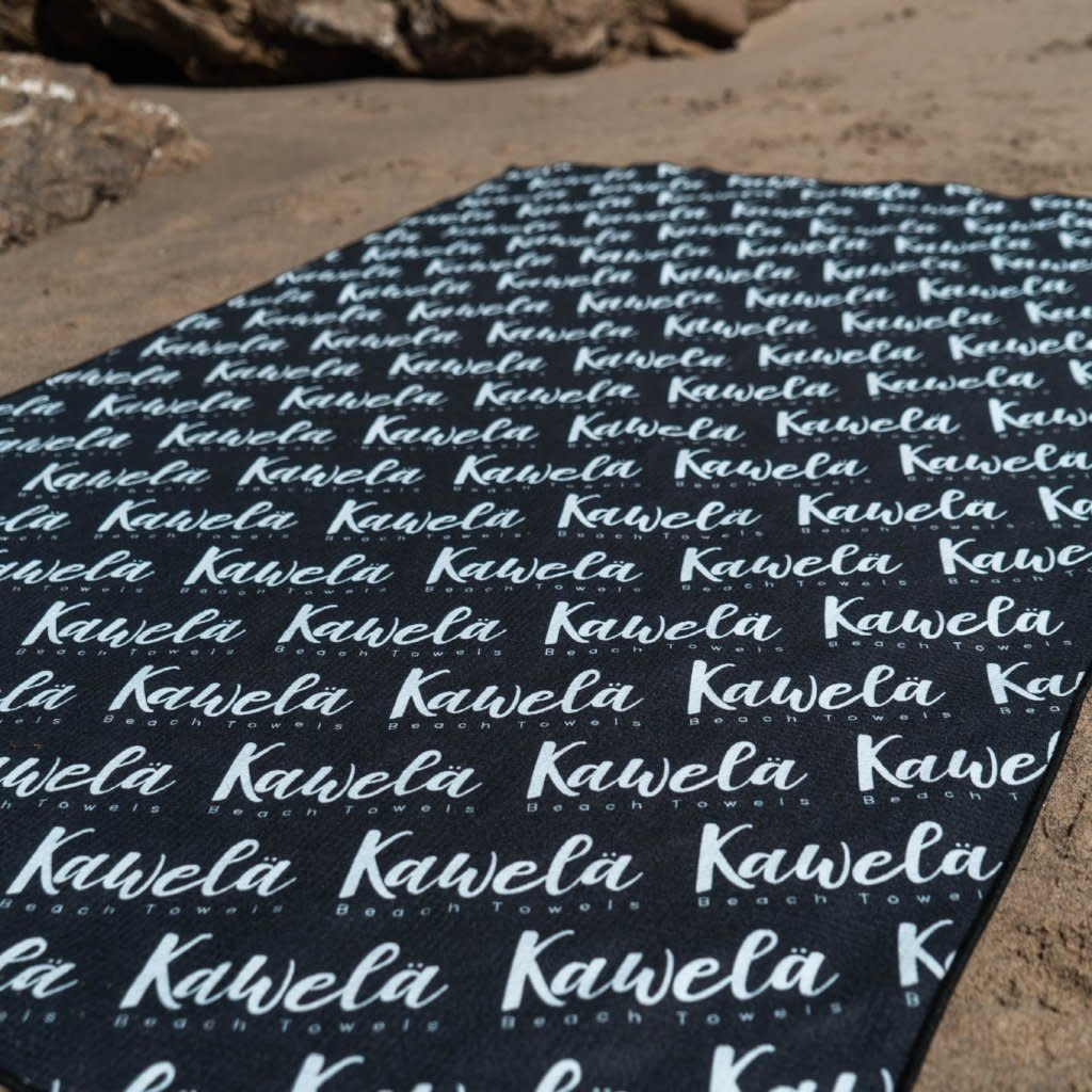 Kawela Serviette en microfibre - Los Angeles