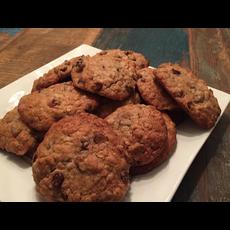 Juliette c'est simple Biscuits choco-canneberges