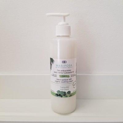 Mariposa Biocosmétiques Gel antibactérien 2 en 1 - 250 ml - Tranquilité