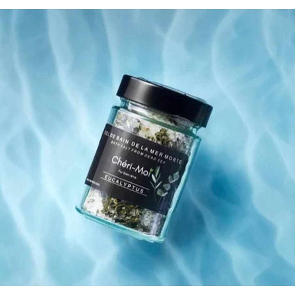 Chéri-Moi Sel de bain - Eucalyptus
