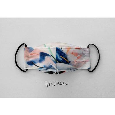 Augustin & Co. Masque - Série Artiste - Lysa Jordan / Pêche