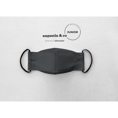 Augustin & Co. Masque JUNIOR - Uni / Gris