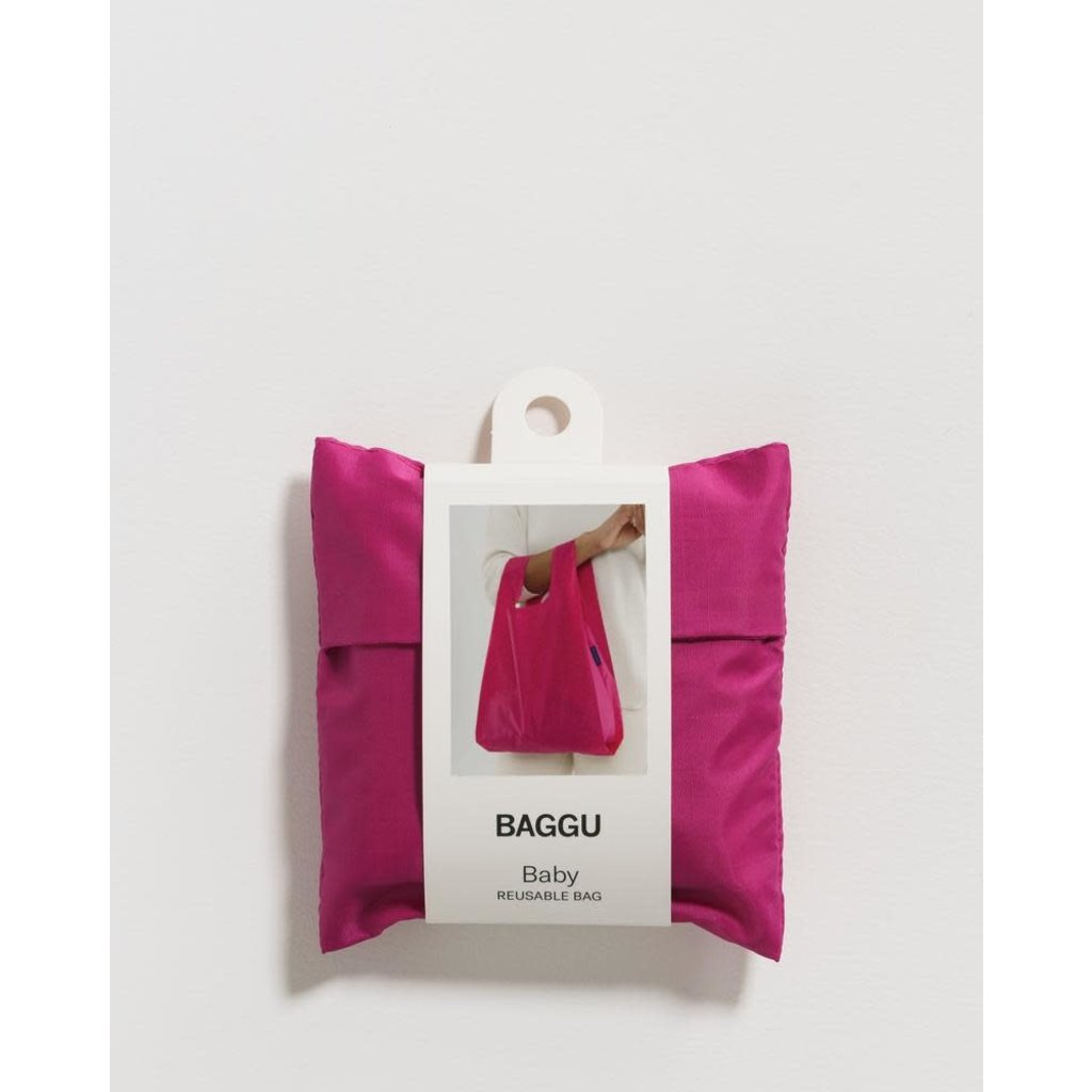 BAGGU Petit sac réutilisable - Magenta
