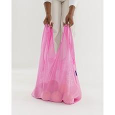 BAGGU Sac réutilisable en filet - Rose