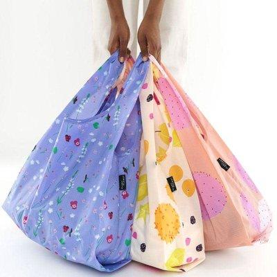 BAGGU Ensemble trois sacs réutilisables - Summer Plants