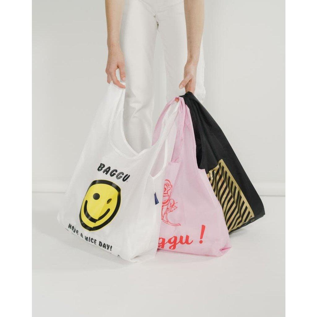 BAGGU Ensemble trois sacs réutilisables - Thank you