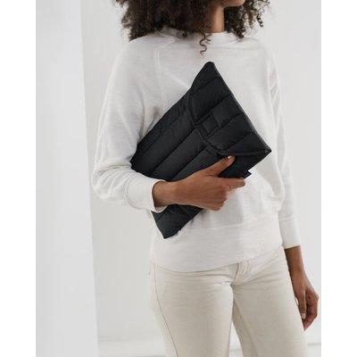 BAGGU Housse pour ordinateur portable gonflée - Noir