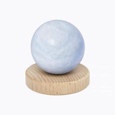 Ilado Sphère bienfaisante - Calcite Bleue