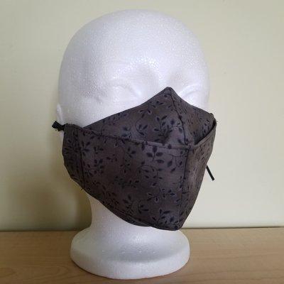 Maskalulu Masque - Feuilles de nuit