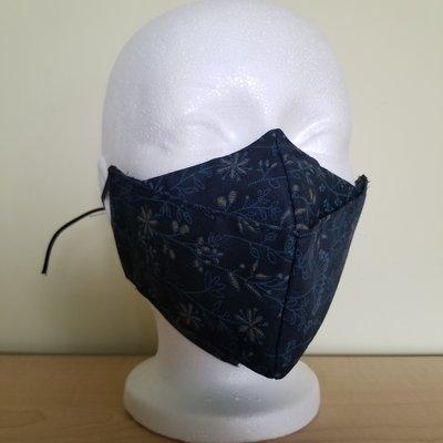 Maskalulu Masque - Fleurs de lune