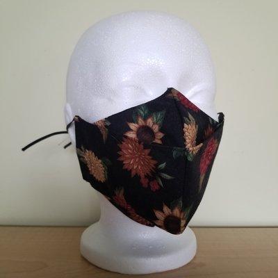 Maskalulu Masque - Fleurs de saison