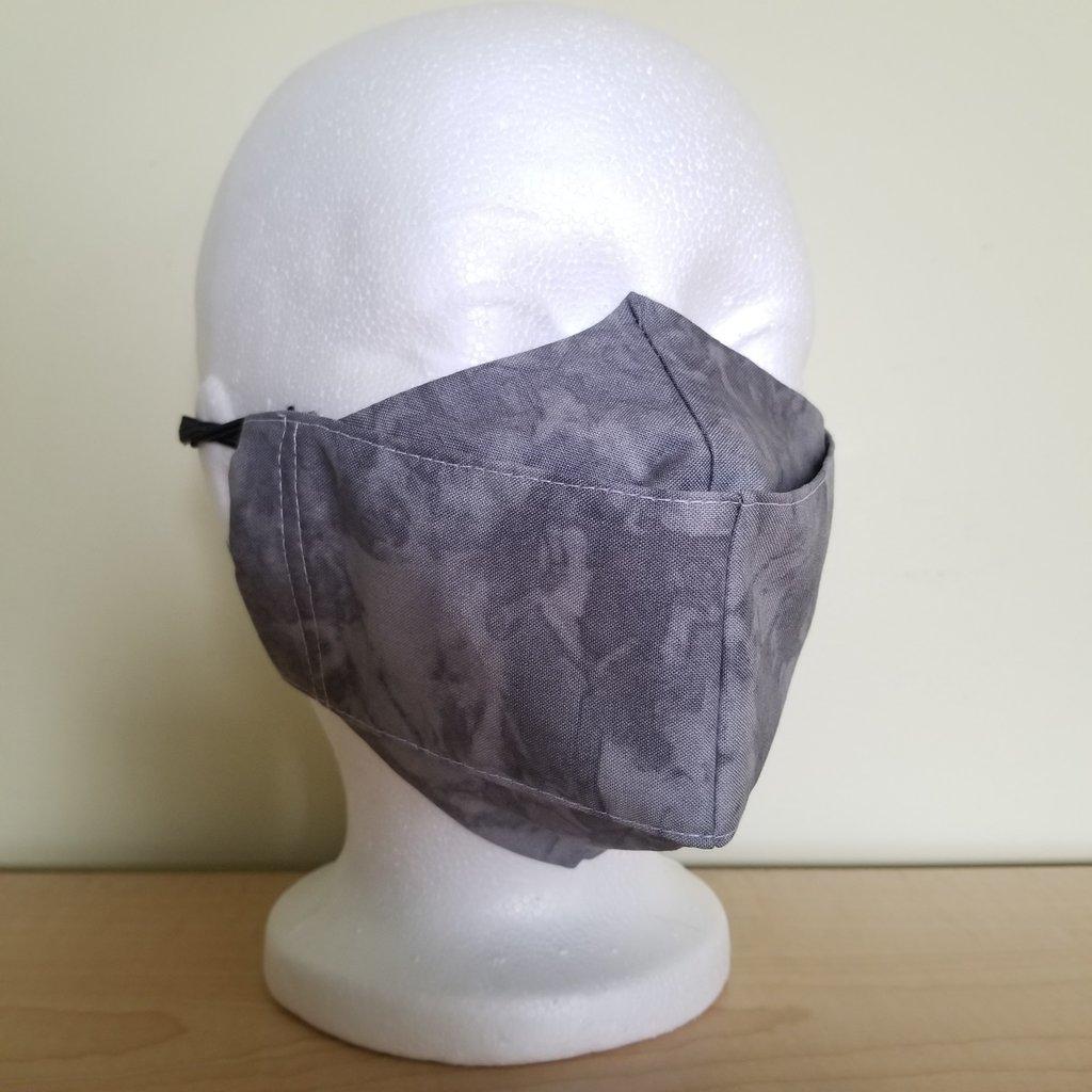 Maskalulu Masque - Gris marbré