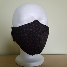 Maskalulu Masque - Noir distinguée