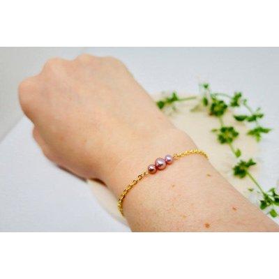 PlumBijoux Bracelet or 10K - Gaëlle