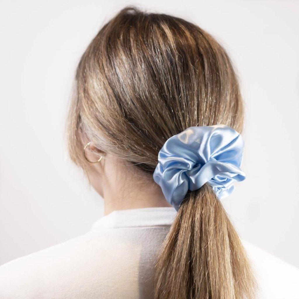 Enrose.bytu Chou à cheveux - Satin Cinderella